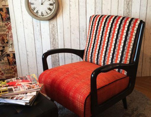 retro tarzı mobilya