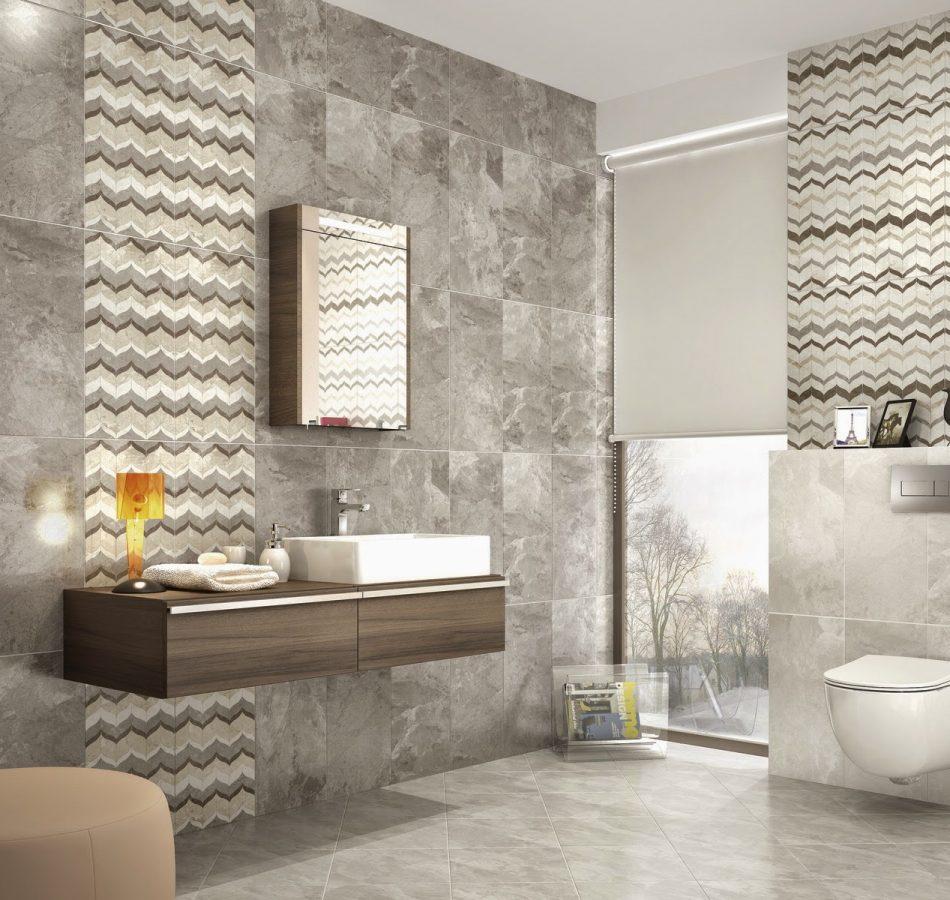 Yeni trend banyo seramikleri