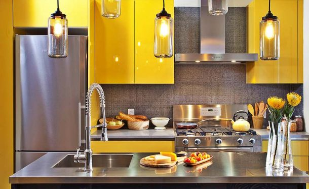 Mutfak Dolabı Tasarımlarıı