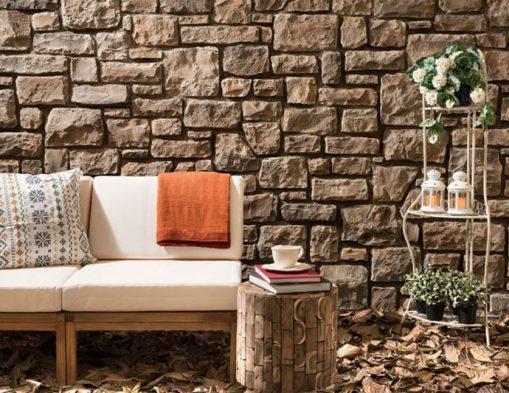 Bahçe Taş Duvar Kültür Taşı